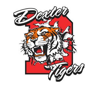 Dexter Tiger Mascot D 10